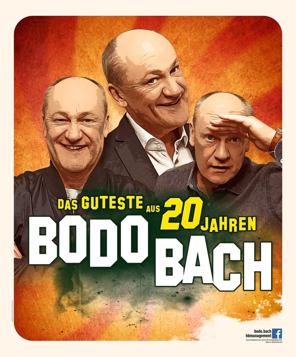 Bodo Bach_DAS GUTESTE_(c)Robert Maschke